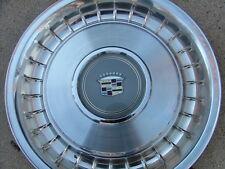 1980-87 Cadillac turbine style wheel covers, set (4), NOS! hub caps