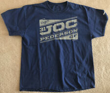 LA Dodgers Joc Pederson #31 CF T-Shirt Los Angeles Edmunds.com New Balance Men's