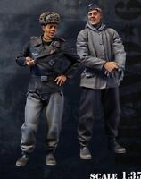 1/35 scale resin model figures kit  WW2 German Tank Crew