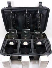 Fiilex P360 Portable LED Light Travel Kit - Excellent Condition