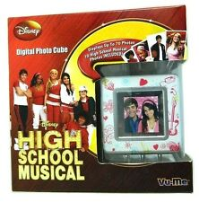 Disney High School Musical Digital Photo Cube Holds 70 Photos Brand NEW In Box