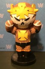 "HHH Hunter WWE Authentic WrestleMania 34 Super-Stitches 3"" Voodoo Doll Figure"