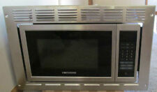RV Motorhome Greystone Stainless Built-in Microwave Oven 0.9 Cu Ft Trim Kit