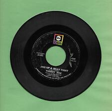 Tommy Roe: JAM UP & JELLY TIGHT; MOONTALK; ABC Records 45 rpm