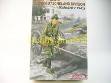1/16 WWII German HAUPTMANN GROBDEUTSCHELAND DiV (Karachev 1943) Dragon Kit  1627
