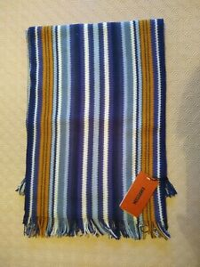 Men's Missoni Scarf - RRP £175 - Brand New With Tags!