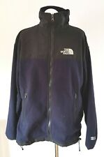 THE NORTH FACE SUMMIT SERIES GORE-WINDSTOPPER SOFT SHELL BLUE JACKET SIZE XL