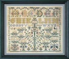 10% Off Tempting Tangles Designs Counted X-stitch chart - Ancestral Tree