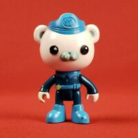 "2010 Octonauts Captain Barnacles Disney Junior 3"" Figure"