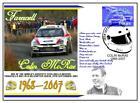COLIN McRAE WRC RALLY CAR ICON 2007 TRIBUTE COVER 5