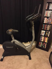 Reebok Fitness Exercise Upright Bike with MP3 port, Fan and Multiple workouts.