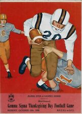 1959 NFCVI Niagara Falls v Stamford Collegiate Institute Ontario Canada Rugby Bk