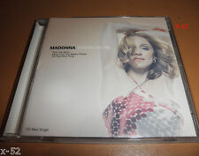 MADONNA single AMERICAN PIE 4 track CD richard humpty REMIX calderone CANADA