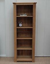 PEMBROKE CAMBRIDGE  Bookcase DISPLAY UNIT SOLID OAK FULLY ASSEMBLED RRP £595