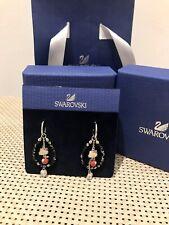 Swarovski Earrings HELLO KITTY Limited Edition BNWT & Gift Bag