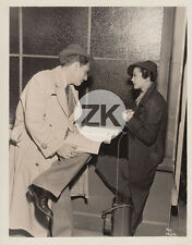 SPENCER TRACY Furie SYLVIA SIDNEY Fritz Lang Tournage FURY MGM Photo 1936