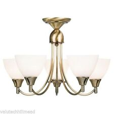 Antique Style  sc 1 st  eBay & Endon Lighting Ceiling Chandeliers | eBay azcodes.com