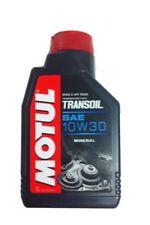 2 LT OLIO MOTUL TRANSOIL 10w30 X CAMBI E FRIZIONE MOTO 2T E 4T