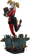DC Batman Comics Harley Quinn Premium Format Figure Sideshow Collectibles Statue