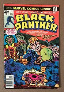 Black Panther #1 (1977)