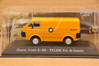 Altaya 1:43 Gurgel Itaipu E400 Telerj Rio De Janeiro Toy Diecast Models Car Auto