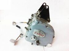 BRAND NEW ROYAL ENFIELD GENUINE 5 SPEED GEARBOX COMPLETE WITH KICK & GEAR LEVER