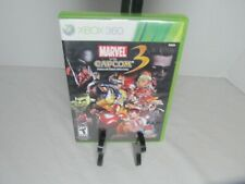 Marvel Vs Capcom 3 Fate Of Two World Microsoft Xbox 360 Game Complete Tested