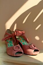 Miss L-Fire Loretta Shoes EU Sizes 40,41 and 42 in Pink