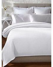 Tommy Bahama King Size Coastal Cotton Blanket Brand New White