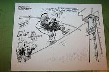 BENGHAZI HEARINGS CIRCUS 2014 JEFF KOTERBA POLITICAL CARTOON