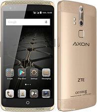 "Sim Free ZTE Axon ELITE 32GB 4G Android 4K Mobile Phone Octa Core 3GB RAM 5.5"""
