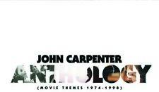 John Carpenter - John Carpenter: Anthology (Movie Themes 1974-1998) [New CD]