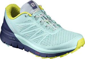 SALOMON SENSE PRO MAX 3D Mesh TRAIL RUNNING SHOES Hiking SNEAKERS Womens size 11