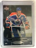 WAYNE GRETZKY 2004 Upper Deck Promo National Convention VIP #VIP5 Oilers $10 BV