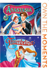 Anastasia / Thumbelina (DVD,2012)
