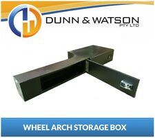 Ute Wheel Arch Storage Box - Styleside, Tray, Wheelarch, 4x4, 4wd, Style, Side
