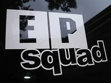 EP Squad Sticker Decal Civic EP1 EP2 EP3