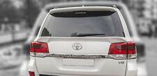 Rear Trunk Spoiler Wing Toyota Land Cruiser 200 (TLC200) 2015+ [Unpainted]