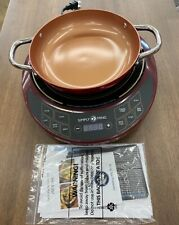 Simply Ming Induction Burner with Non Stick Pan
