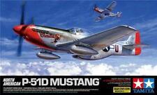 North American P-51D Mustang 1:32 Plastic Model Kit TAMIYA