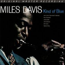 MILES DAVIS Kind Of Blue 2xLp 45rpm Sealed Vinyl MFSL MOFI Mobile Fidelity