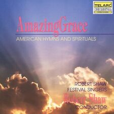 Amazing Grace: American Hymns And Spirituals / Robert Shaw ~ Sealed CD (1993)