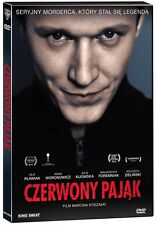Czerwony pajak (DVD) 2015 Filip Plawiak, Adam Woronowicz POLSKI POLISH