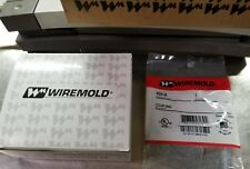 Legrand / Wiremold 4001A (4000 Series) Raceway Coupling, Galvanized... Box of 5