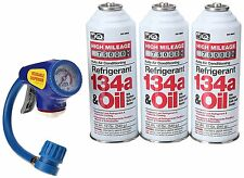 EZ Chill Auto Air Conditioning ReCharge & Retrofit KIt R-12 to R-134a