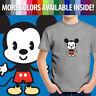 Toddler Kids Tee Youth T-Shirt Disney Cuties Mickey Mouse Kawaii Cartoon Mascot