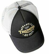 Triumph Scrambler 900 1200 XC XE Mesh Baseball Cap - MCAA18320