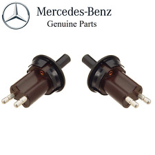 For Mercedes R107 W108 W114 Pair Set of 2 Front Door Contact Switches Genuine