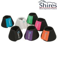 Shires Arma Neoprene Overreach Bell Boots with Double Touch Close Fastening