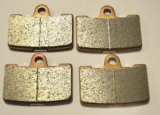 Buell OEM Front Brake Pad Set, 8 piston XB12r, XB12s, 1125R, 1125CR,  H0300.1AMB